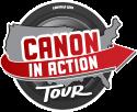 CanonActionTourLogo