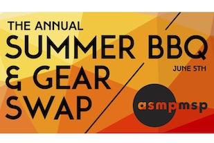 ASMP MN Summer BBQ June 5, 2014