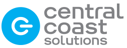 Central Coast Solutions Logo