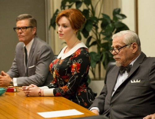 """From Mad Men: """"We need to invest in a computer, period."""" Love it!"""
