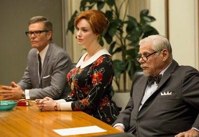 "From Mad Men: ""We need to invest in a computer, period."" Love it!"